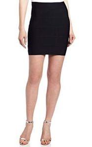 BCBGMAXAZRIA Simone Bandage Design Mini Skirt S